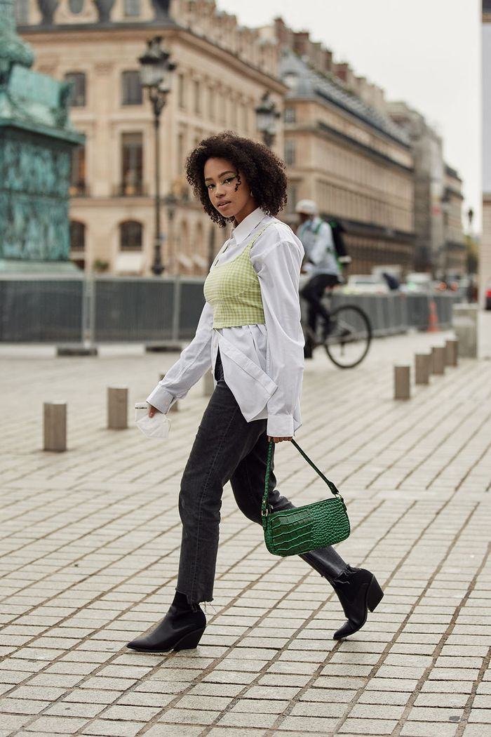 best boot outfits from Paris