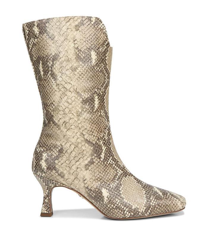 Sam Edelman Lolita Square Toe Boot