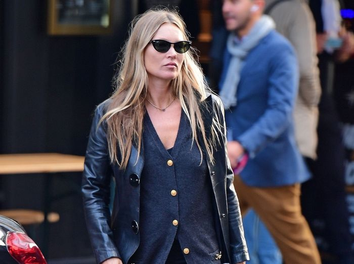 Kate Moss Has Finally Convinced Me—This Is the Coolest Jacket Trend of 2020
