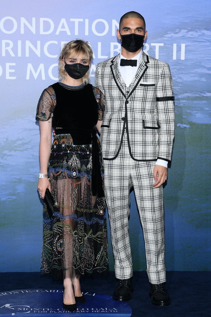 We're Obsessed with Maisie Williams and Reuben Selby's Style