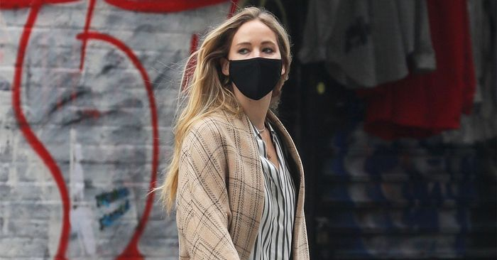 Jennifer Lawrence Wore the Perfect Fall Outfit For This New Era of Dressing