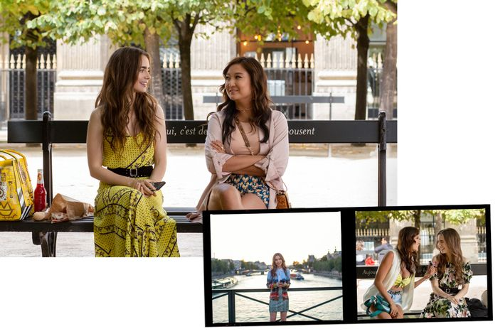 Emily in Paris fashion
