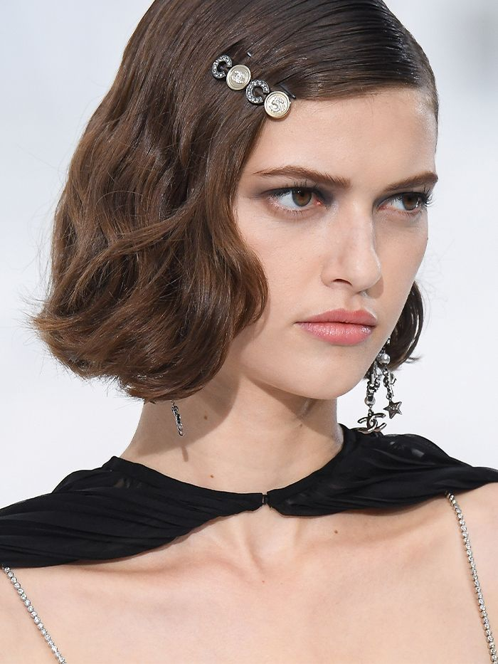 Fashion Month Accessories: Chanel Hair Clips