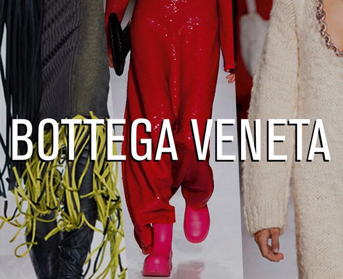 Bottega Veneta F/W 20 trends