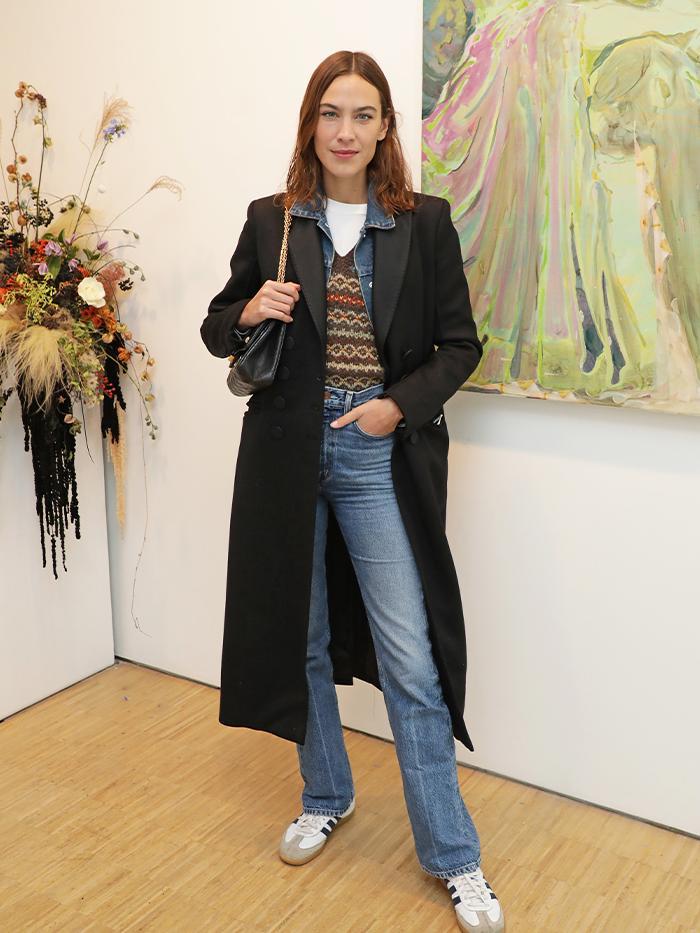 Alexa Chung: Autumn Outfit Formula