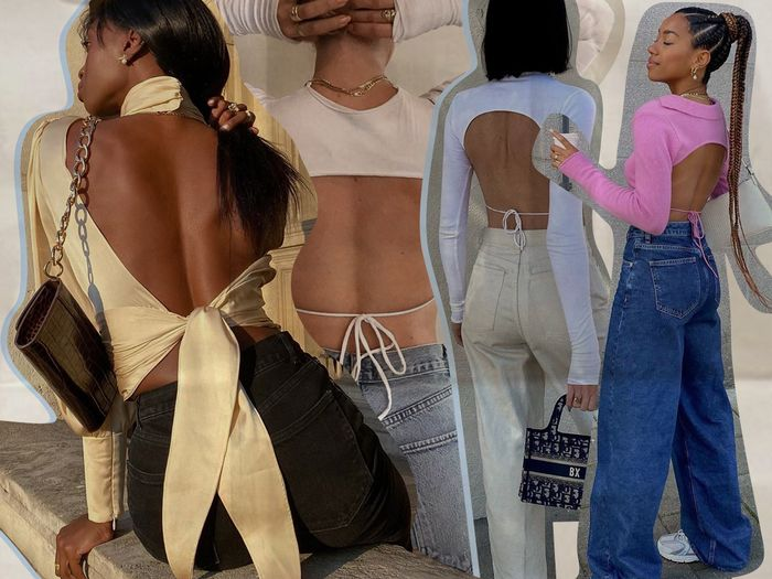 The Revealing Fall Micro-Trend Everyone's Flaunting on Instagram