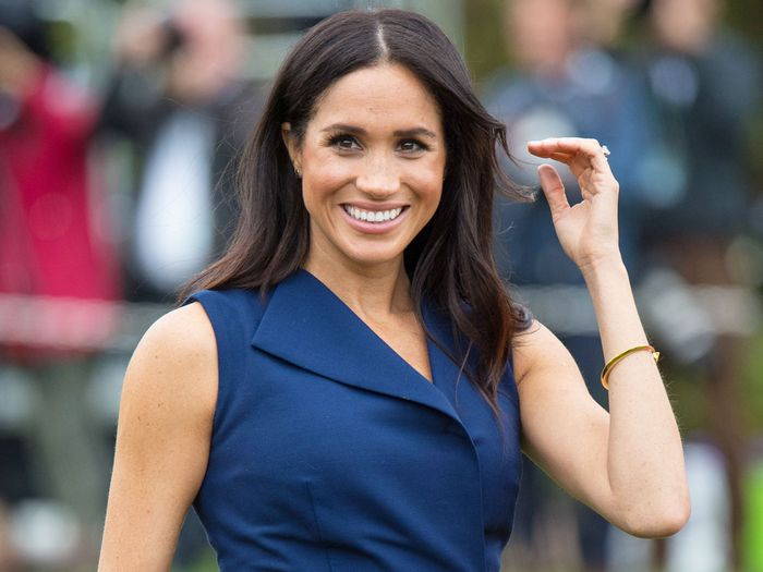 Meghan Markle Wore a Cute $25 Tee That Hints at Her Politics