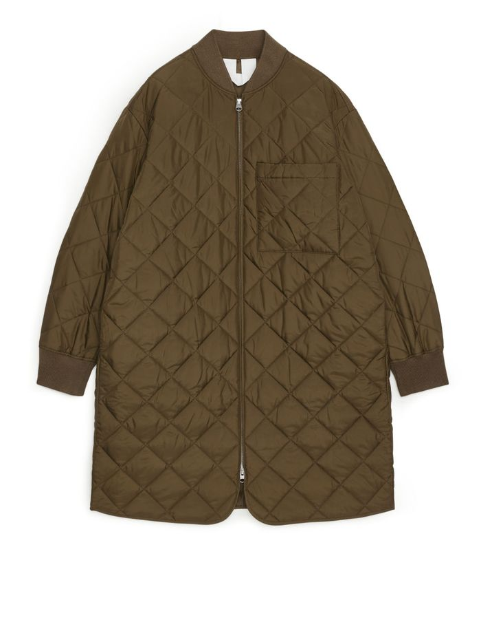 The 12 Best Brands for Winter Coats | Who What Wear UK
