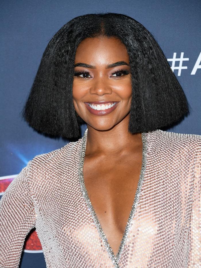 Best Hair Colors for Dark Skin Tones: Jet Black