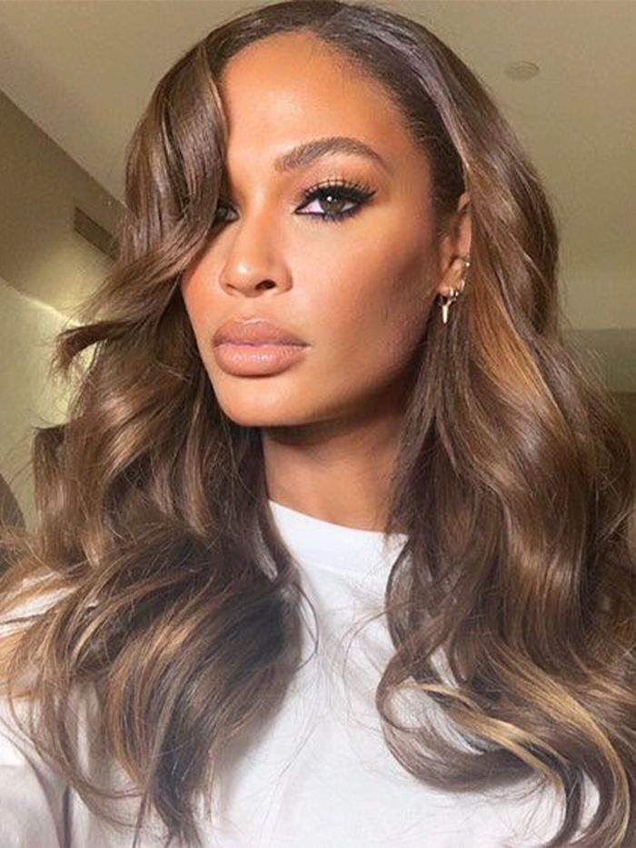 11 Best Hair Colors For Dark Skin Tones Who What Wear