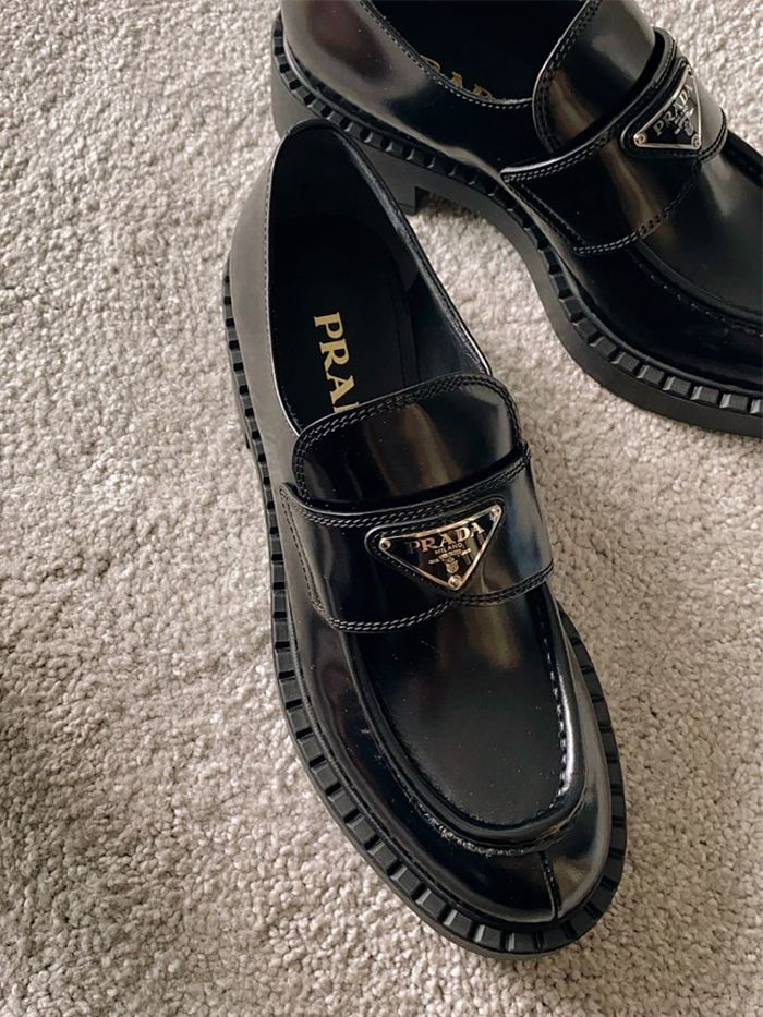 These Prada Loafers Are an Autumn