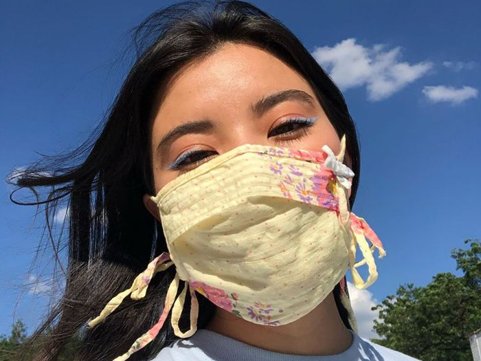 face mask trends