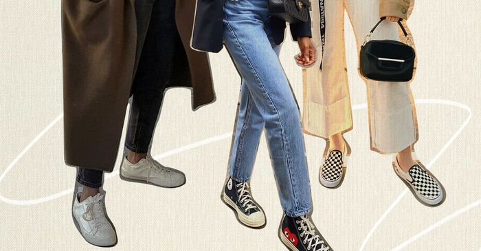3 Classic Sneakers I Always Buy, and 12 New Styles That Are Catching My Eye