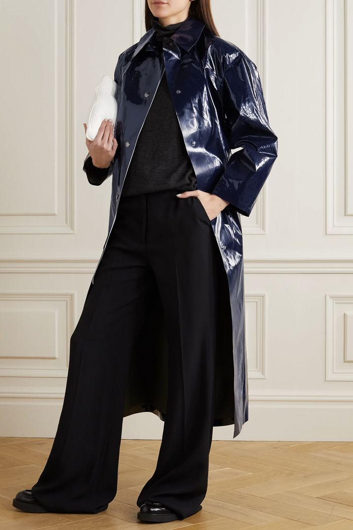Net-a-Porter boots and coat pairings