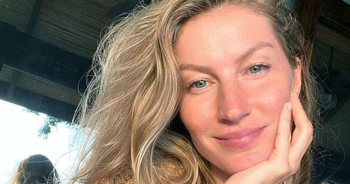 Gisele Bündchen's Face-Wash Secret Is . . . Interesting
