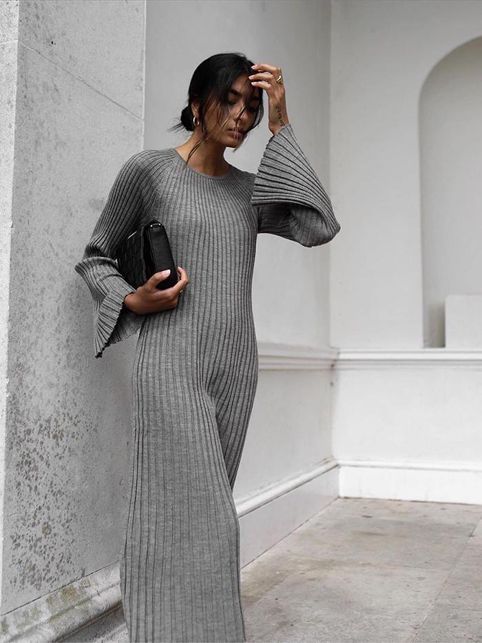 Cult Autumn Dresses: HM Merino Wool Dress