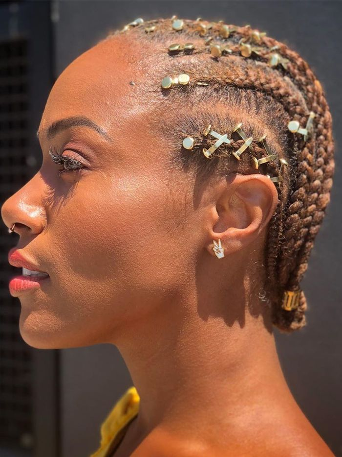 17 Short Natural Hairstyles That Are So Easy To Copy Who What Wear