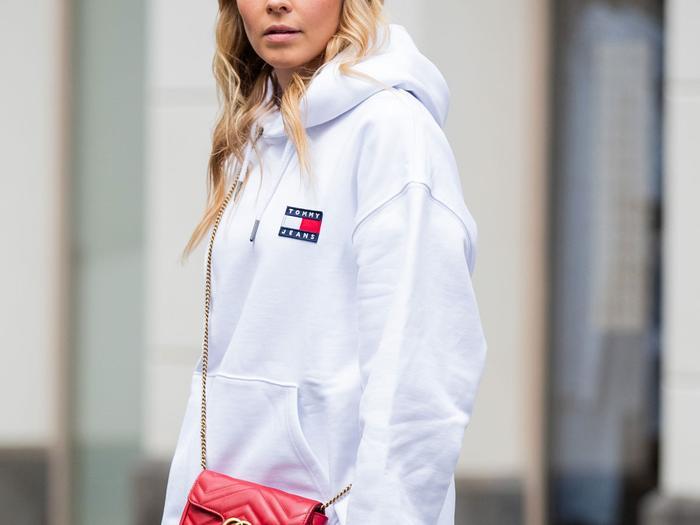 sweatshirt dresses - hoodie dresses