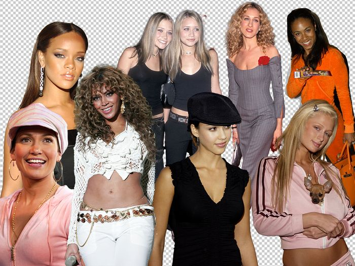 2000s fashion brands, trends, and style icons ranked by a celebrity stylist.