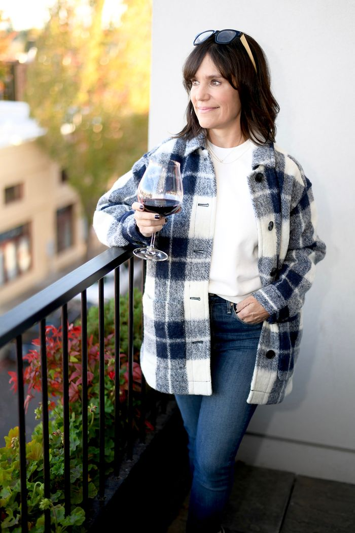 The winter item a 55-year-old former Nordstrom buyer loves: shacket