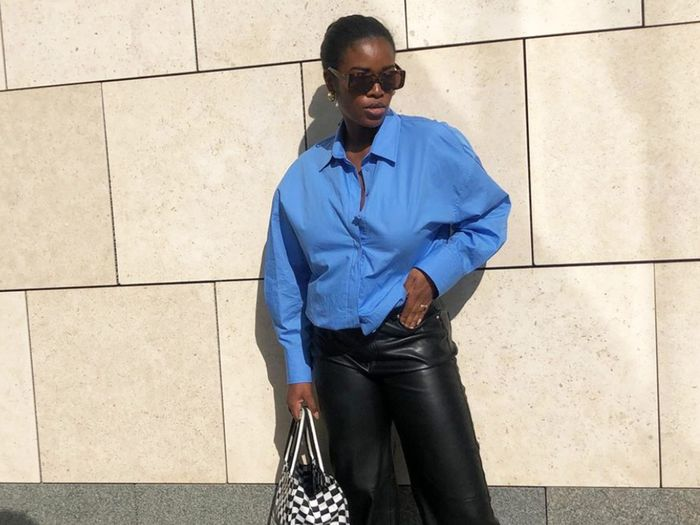7 Trendy Basics to Wear With Leather Pants This Fall