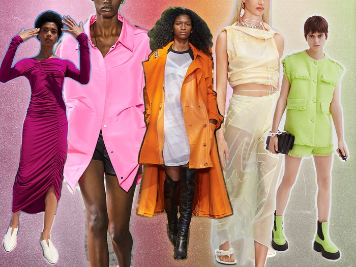 The 5 Biggest Color Trends We'll Be Wearing in 2021
