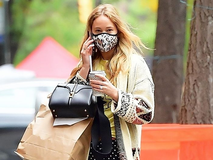Jennifer Lawrence Wore Kamala Harris' Favorite Sneakers