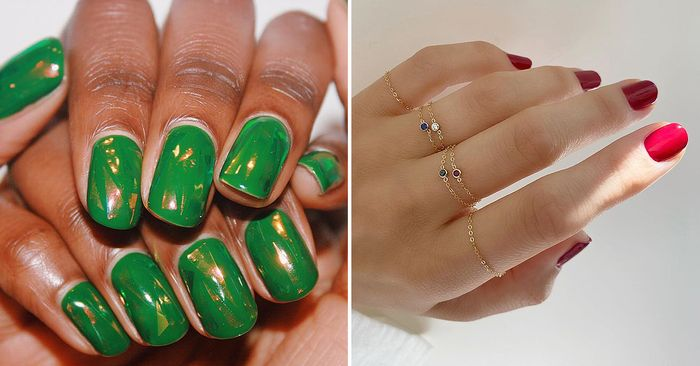 We're Dismissing Predictable Nail Colors—Here's What We're Wearing Instead