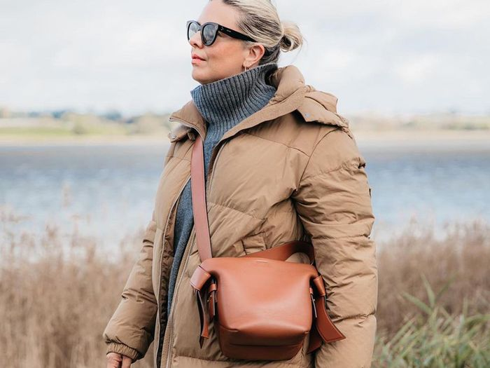 The Arket Puffer the Fashion Crowd Can't Get Enough of is Finally Back in Stock