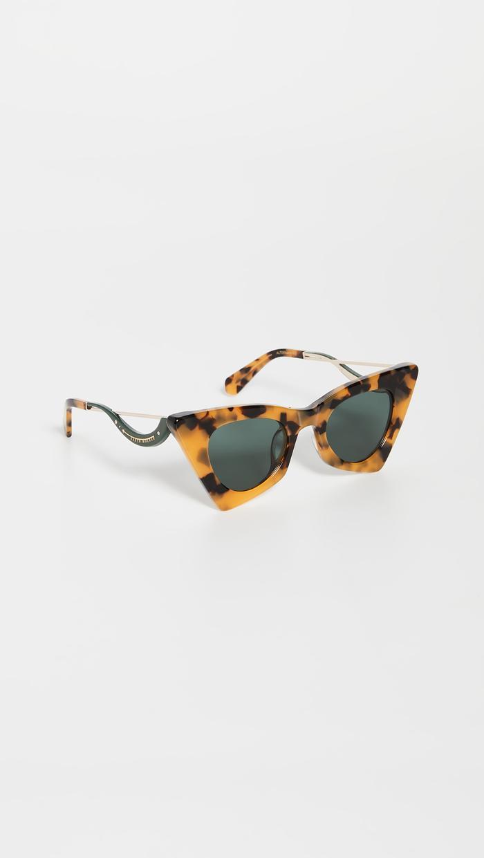 Karen Walker Astral Heart Sunglasses