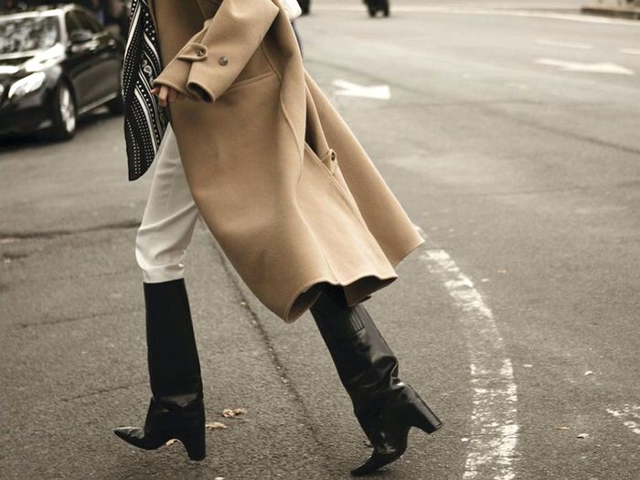 These Coat, Skinny Jeans, and Boots Pairings Were Born to Be Worn Together