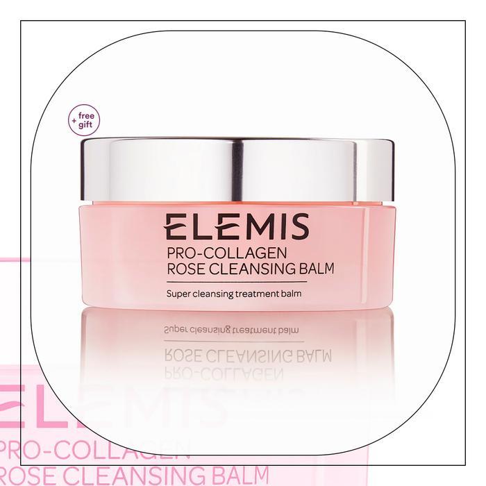 Elemis Pro-Collagen Rose Cleansing Balm