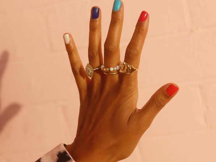 We're Dismissing Predictable Nail Colours—Here's What We're Wearing Instead
