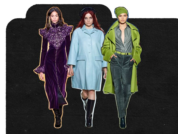 8 Color Trends We're About to See Everywhere This Winter