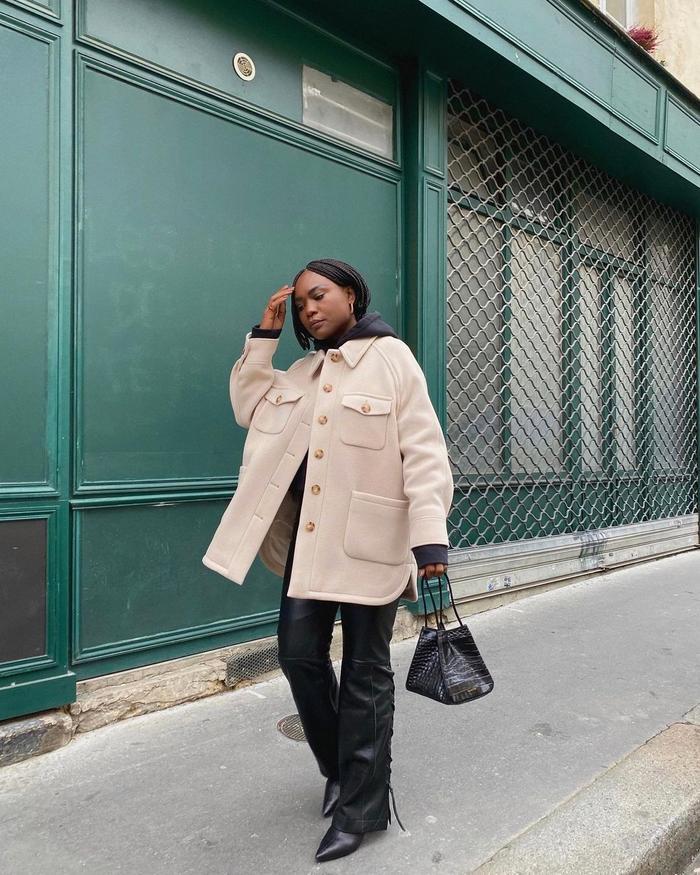 Easy fashion trend: shacket