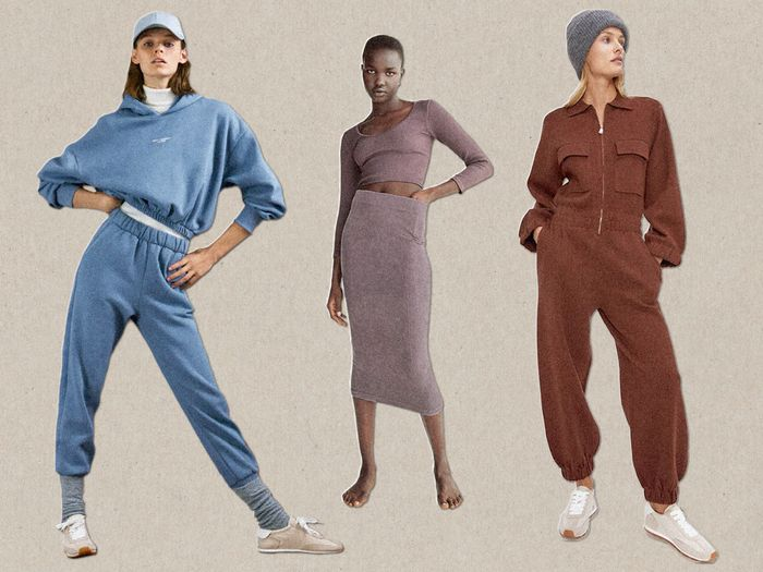 Zara's Loungewear Section Is So Good I May Never Want to Wear Jeans Again