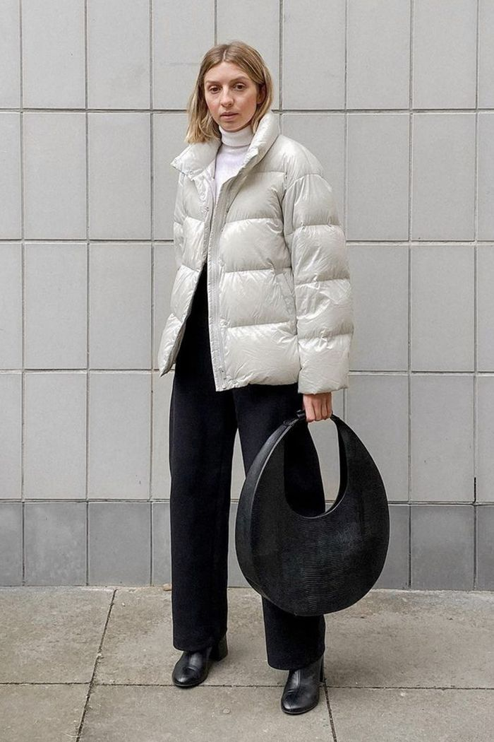 Puffer coat outfit ideas
