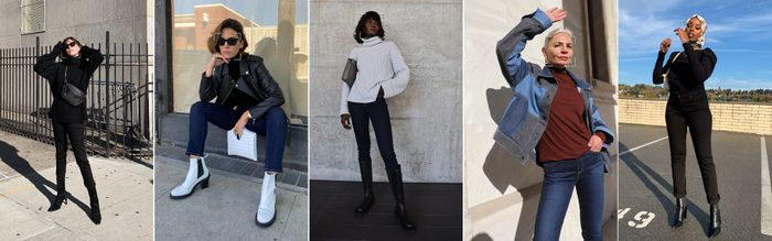 How Women From Their 20s to 50s Are Wearing Denim Right Now