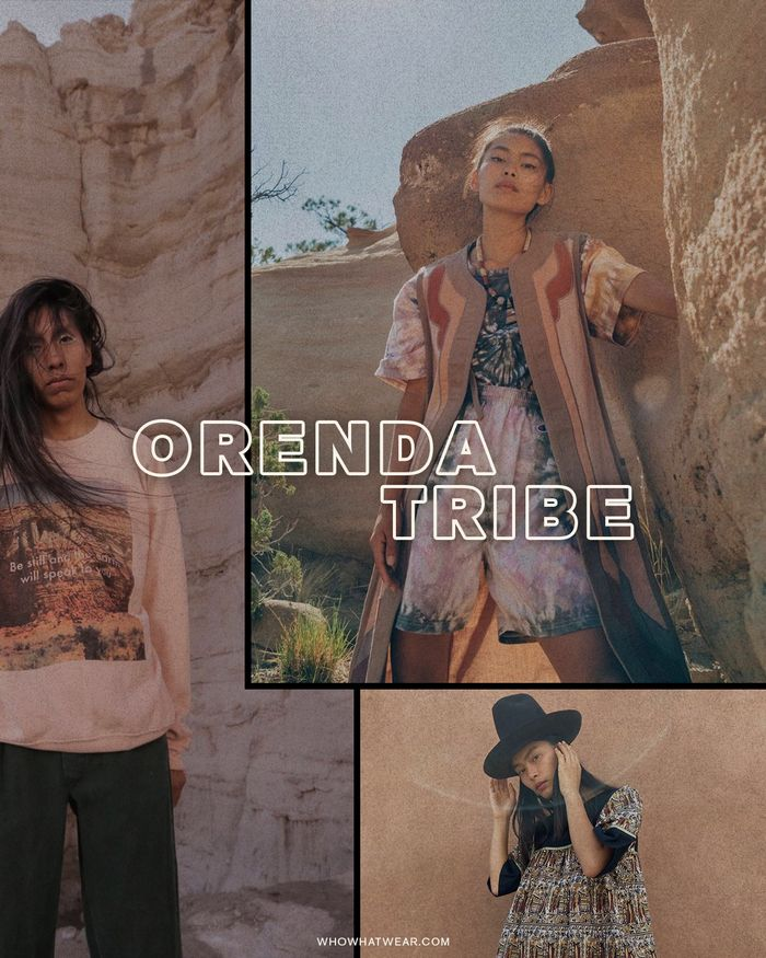 native-owned fashion brands: Orenda Tribe