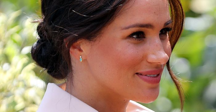 This Meghan Markle Hairstyle Is So Chic and Only Takes 5 Minutes