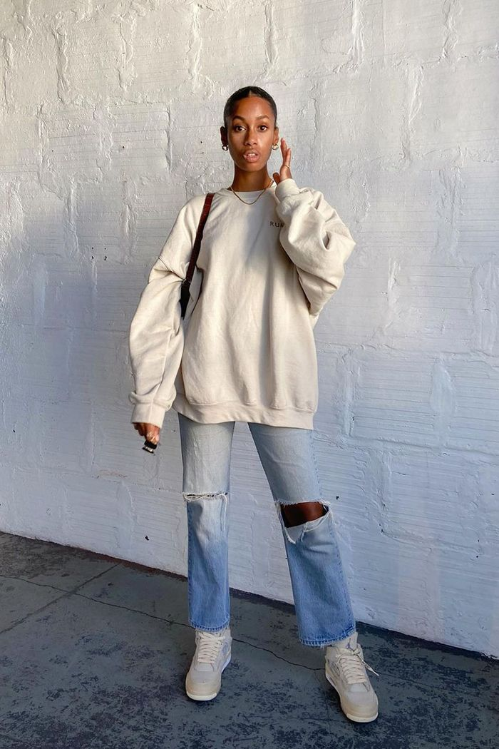 outfits with sweatshirts