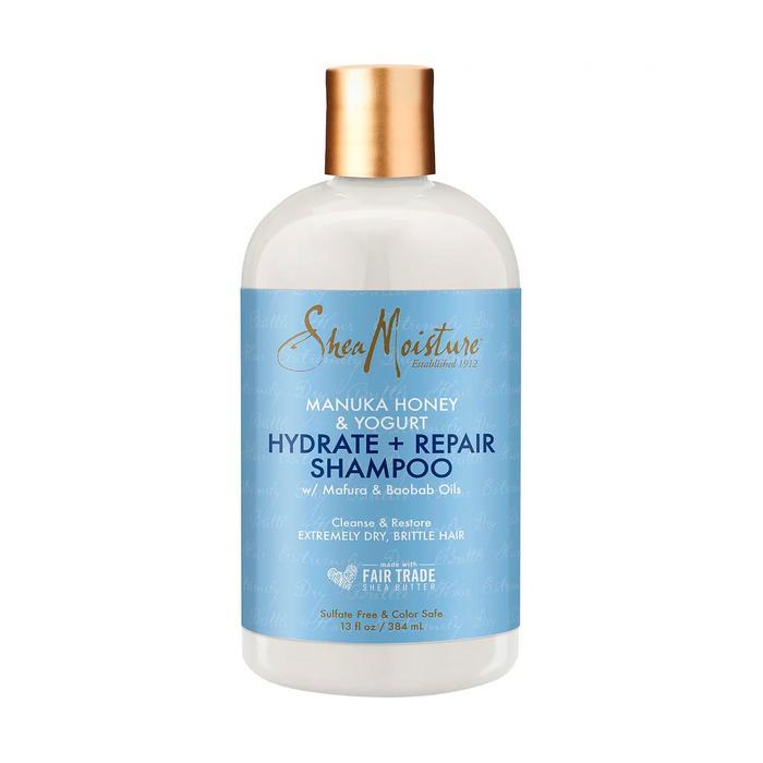 SheaMoisture Manuka Honey & Yogurt Hydrate + Repair Shampoo