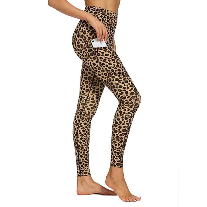 Houmous 4 Pockets Pattern Leggings