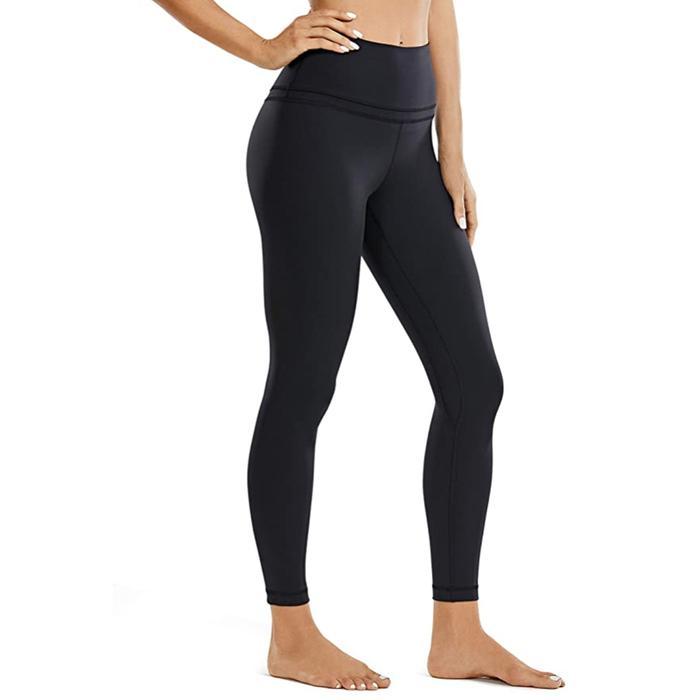 Crz Yoga Naked Feeling High Waist Tight Yoga Pants