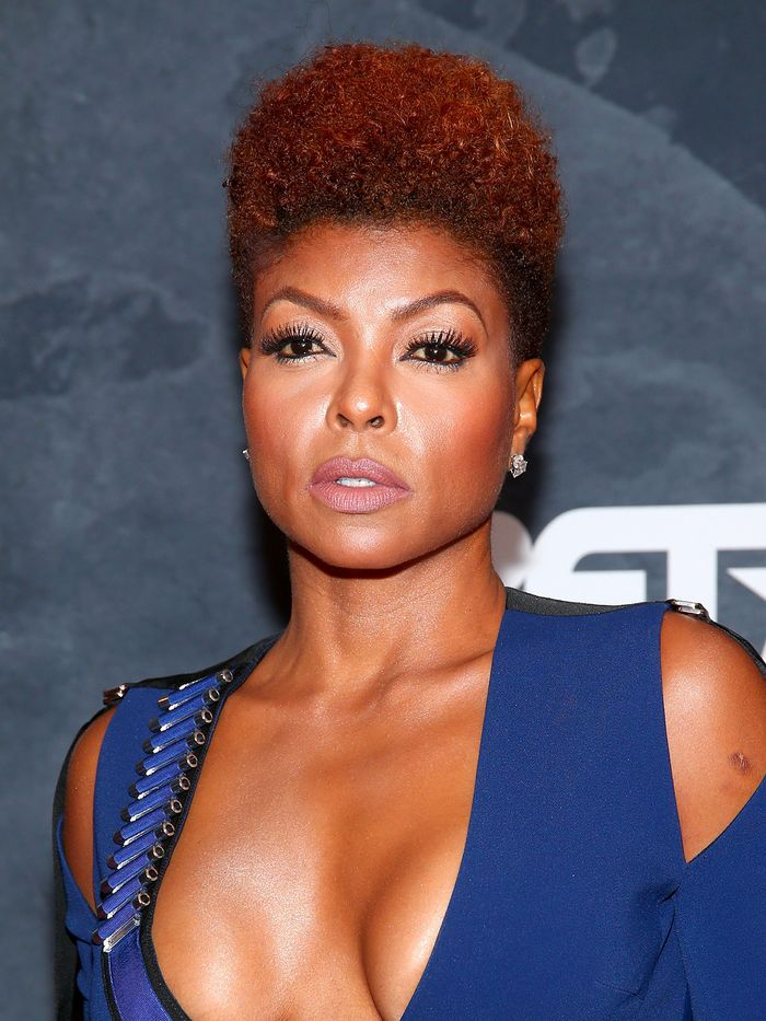 Haircuts for Women in Their 50s: Taraji P. Henson