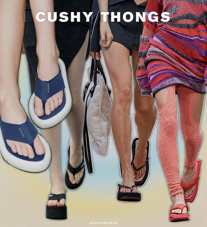 Spring Summer Shoe Trends 2021