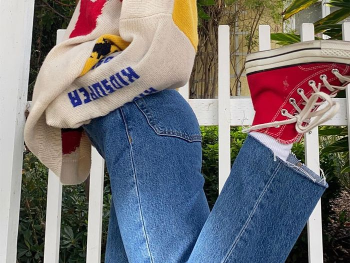 11 Genius Ways Fashion Girls Are Styling Converse This Season
