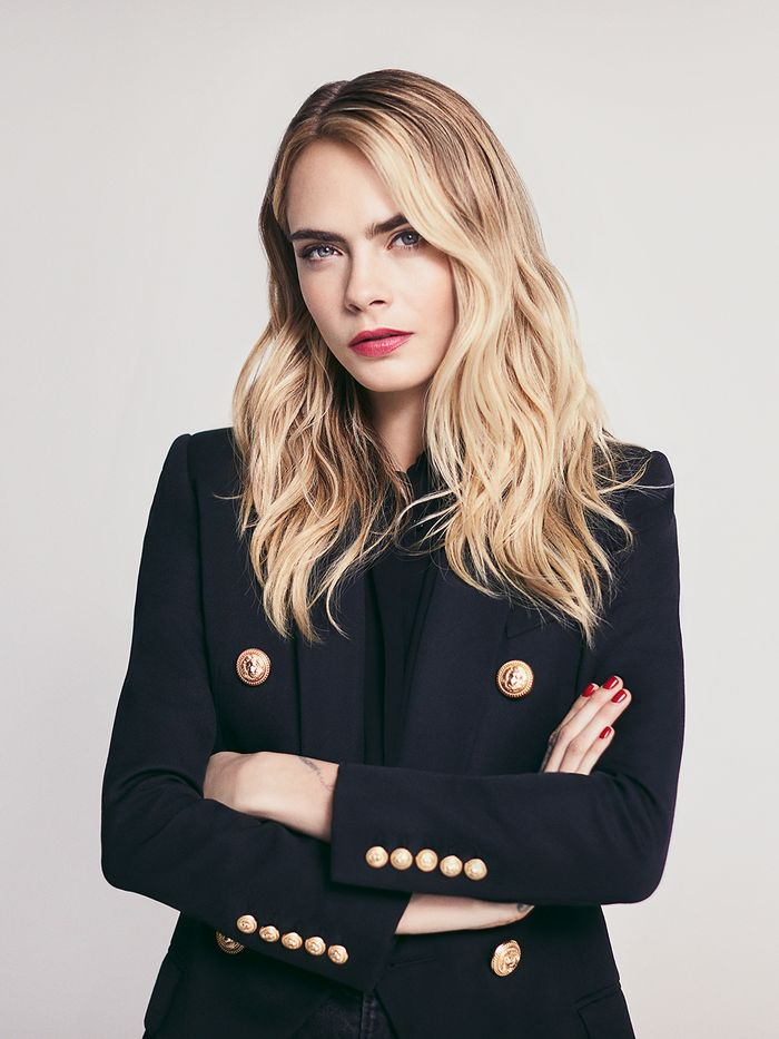 Cara Delevingne Wants You to Embrace Your Sexuality