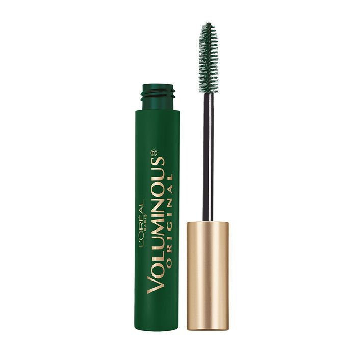 L'Oréal Voluminous Original Washable Bold Eye Mascara in Deep Green