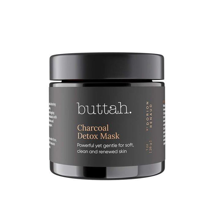 Buttah Charcoal Detox Mask